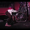 Sanjula Performs with Pretty Things Peepshow