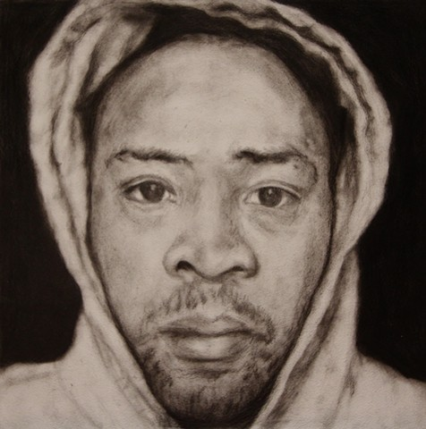 """In The Hood - Portraits of African Americans."" Tribute to Trayvon Martin."