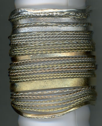Multi Karat Gold and Silver (front)