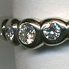 Diamonds  18kt. White Gold