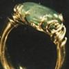 Imperial Jade  14kt. Gold