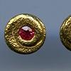 Spinel 24kt. Gold