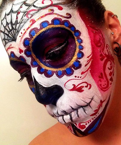Face and Body Paint, Henna - Booking Information