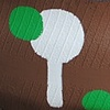 Camo Lollipop Tree Variation