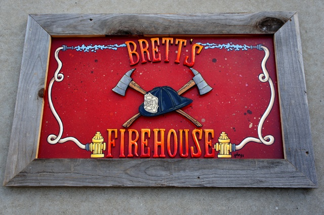 Brett's Firehouse