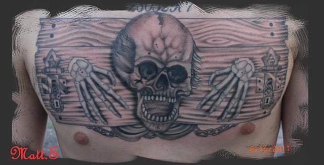 skull stock