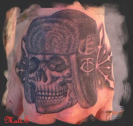 fargo skull
