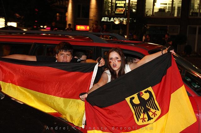 FIFA 2010 in Stuttgart Deutschland(Germany) vs Ghana