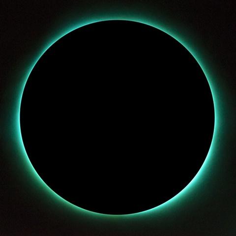 eclipse (white) [night view]