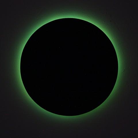 eclipse (blue & black) night view
