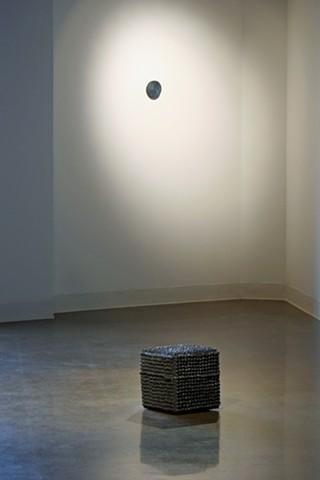 IRON CLAD: installation view