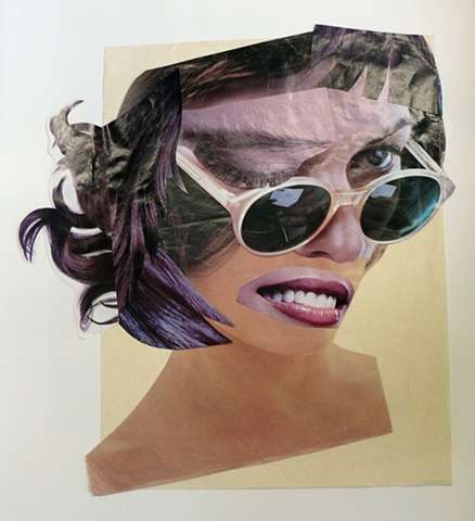 FACE COLLAGE 108-11