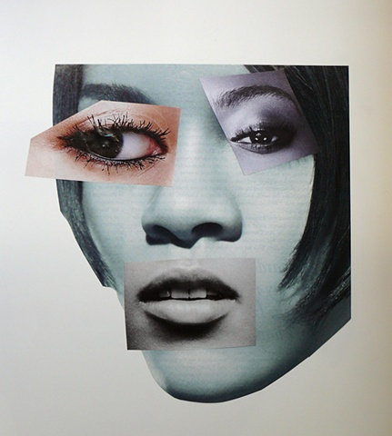 FACE COLLAGE 163-73