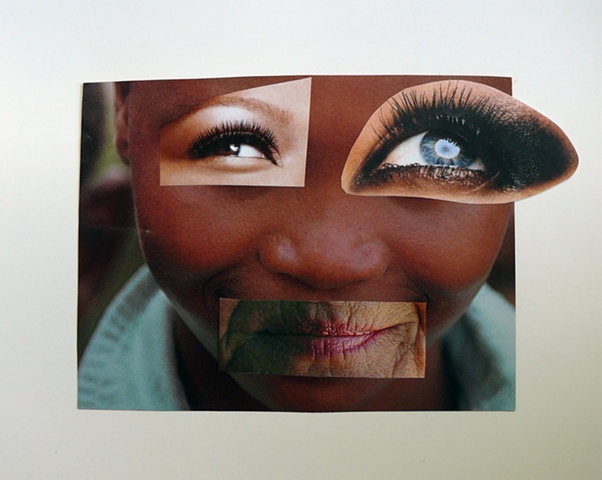 FACE COLLAGE 121