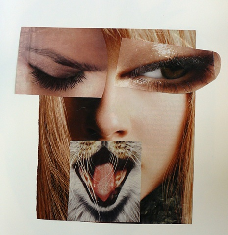 FACE COLLAGE 127-23