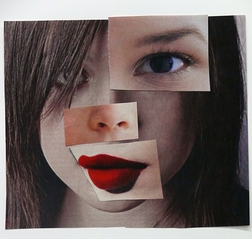 FACE COLLAGE 120-99