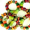101A Bracelet - Multicolor Cellulose