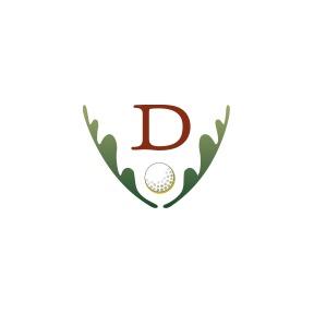 Logo  and website design for Golf Pro Daran Dauble