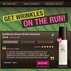 "QVC / Bare Escentuals  ""Revolution"" Campaign eCommerce website"