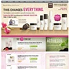 QVC / Bare Escentuals  eCommerce Website