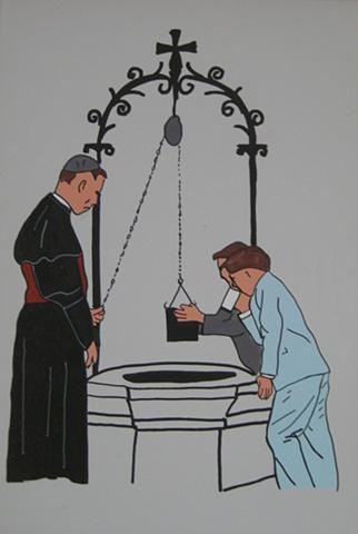 Priest, Well, Boys, Drinking, mmmm