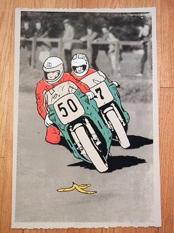 Motorcycles Banana