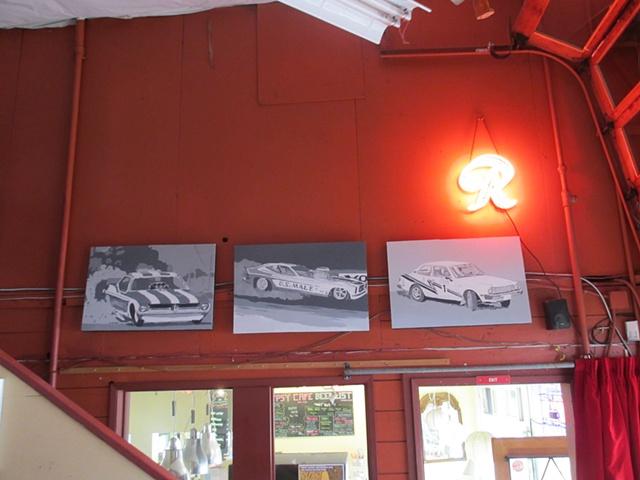 Gypsy Cafe August 2012