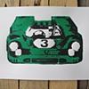 Race Car (Green)