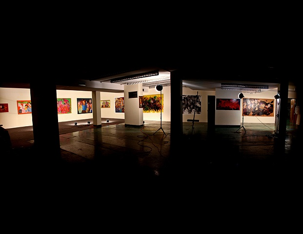 Convulsions Art Exhibition, 2009