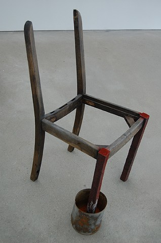 RECIPROSUCKLE chair