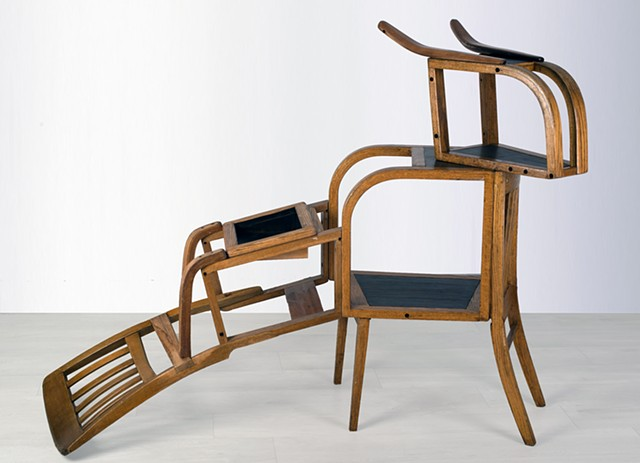 Feral: Re-Wilding Furniture 2015