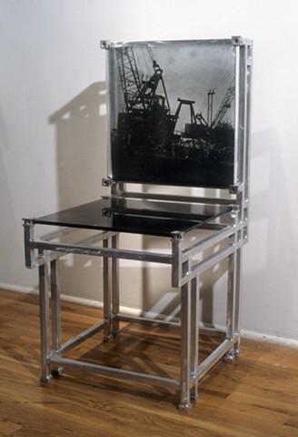 Constructivist Chair 1