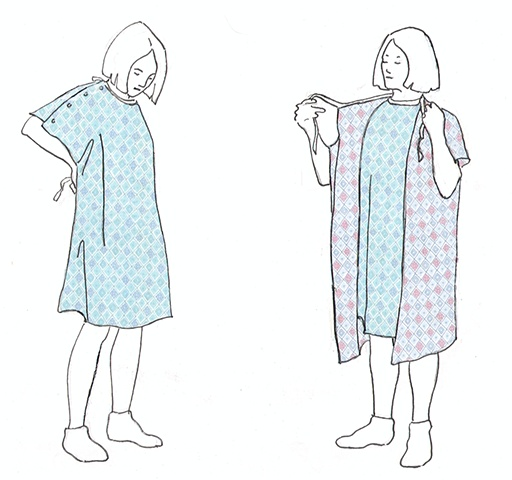 Hospital gowns 2