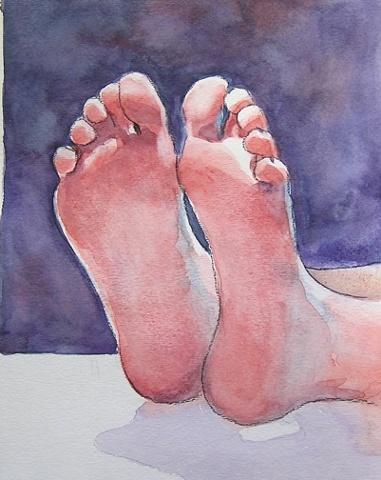 Feet Bottoms