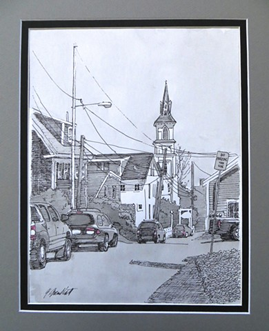 Cleaves Street, Rockport