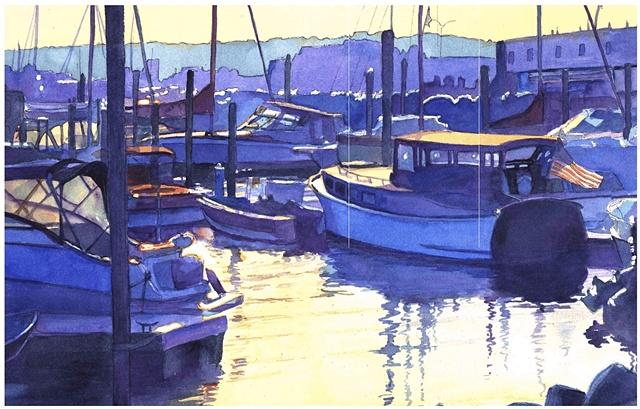 Gloucester Harbor 2