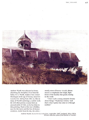 Monhegan the Artists' Island .....Page 67...continued
