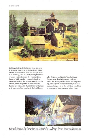 Monhegan the Artists' Island .....Page 66...continued
