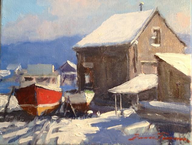 Burnham's Boat Yard