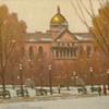 """Early Snow - Boston"""