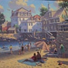 """""""Afternoon at Front Beach"""""""