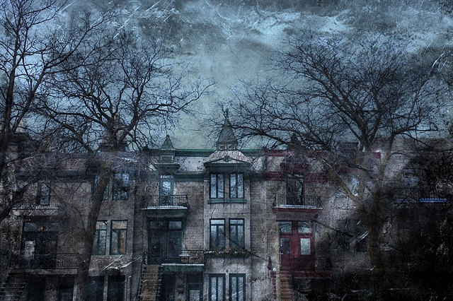 The Montreal Mystery - Photography by The Lonely Pixel - Montreal Artists - Plateau, Montreal Canada