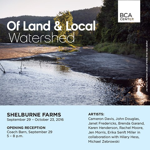 Of Land & Local  Watershed