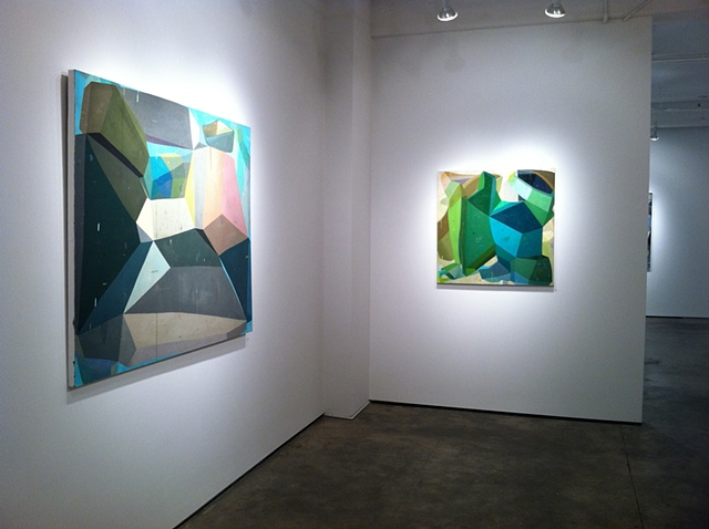 Exhibition at Kathryn Markel Fine Art  NYC October 13 - November 12