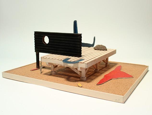 "3/4"" scale model"