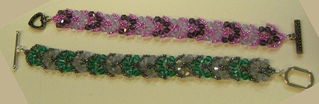 Butterfly Bracelets by Gracie taught by Stephanie