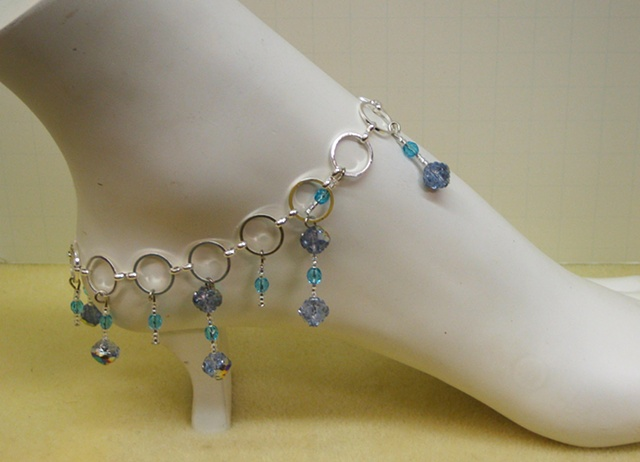 Chain Anklet made by Zena (NFS)