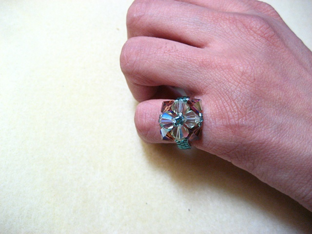RAW Ring made by Karina (NFS)