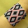 Peyote cuff by Nicole