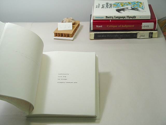 original artist book